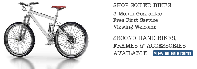 Stourport Specialist Cycles   Mountain and Road Bike Specialists