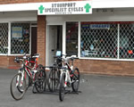 Welcome to Stourport Specialist Cycles